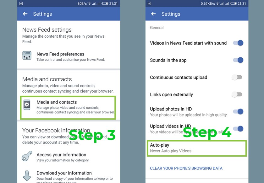 How-to-stop-auto-play-videos-on-facebook-3&4