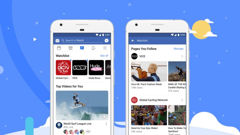 facebook watch global