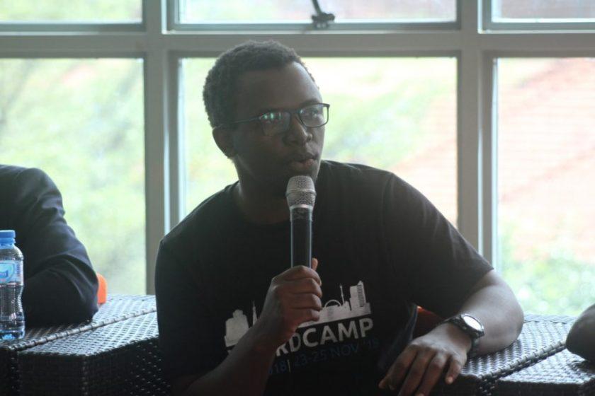 Laurence Bahiirwa Team lead @luganda translation and incoming WordPress Kla lead.