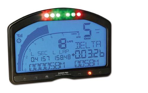 Displays racing Race Tech Gotenman