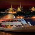 """ביקורכם אינו יהיה מושלם ללא השייט האגדי על """"נהר המלכים"""" – הלוא הוא נהר הצ'או פרה. חוו את בנגקוק במיטבה בשייט המלווה בקוקטייל וארוחת ערב. הסירה מכילה עד 40 נוסעים […]"""