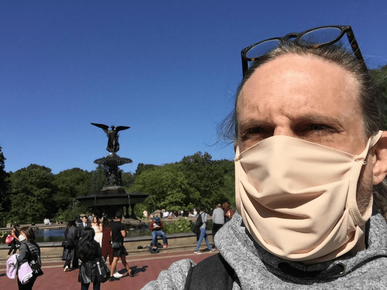 GothamGuru and Bethesda Fountain