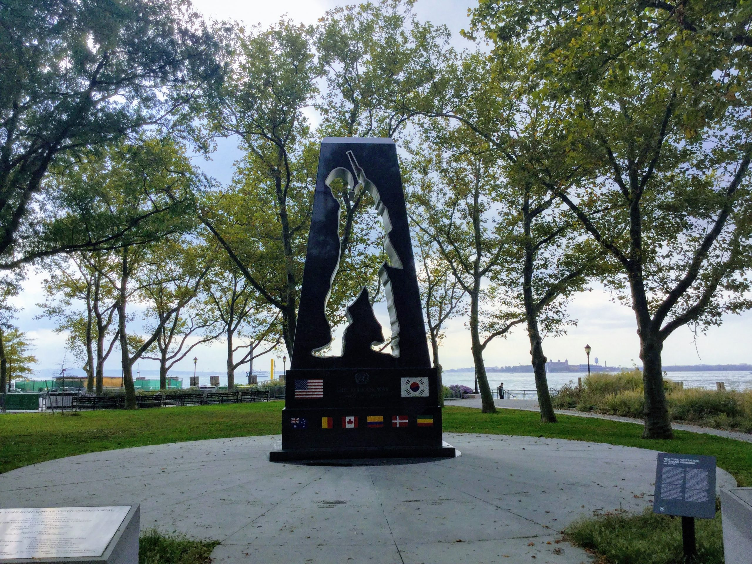 New York Korean War Veterans Memorial