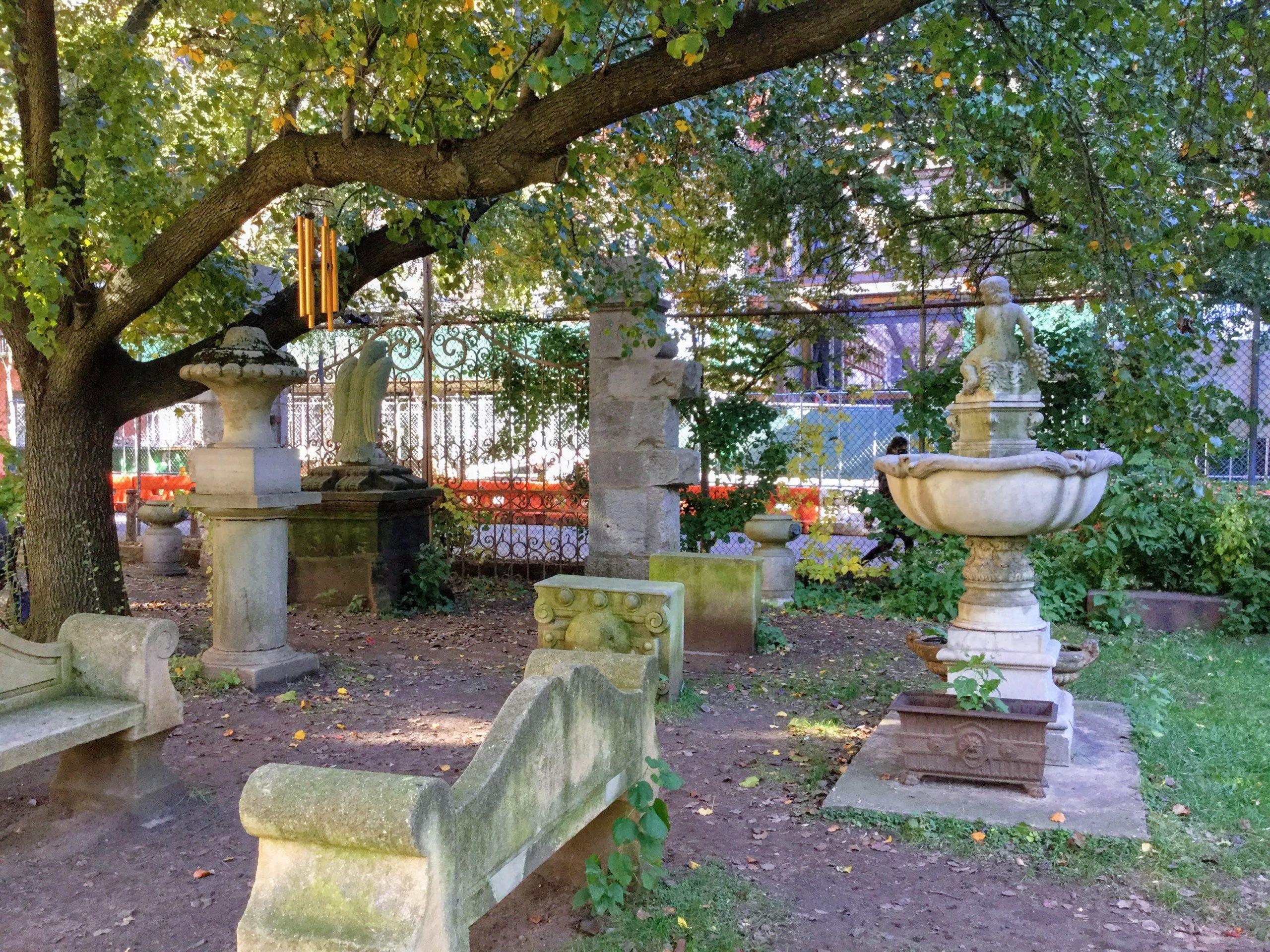 Elizabeth Street Garden