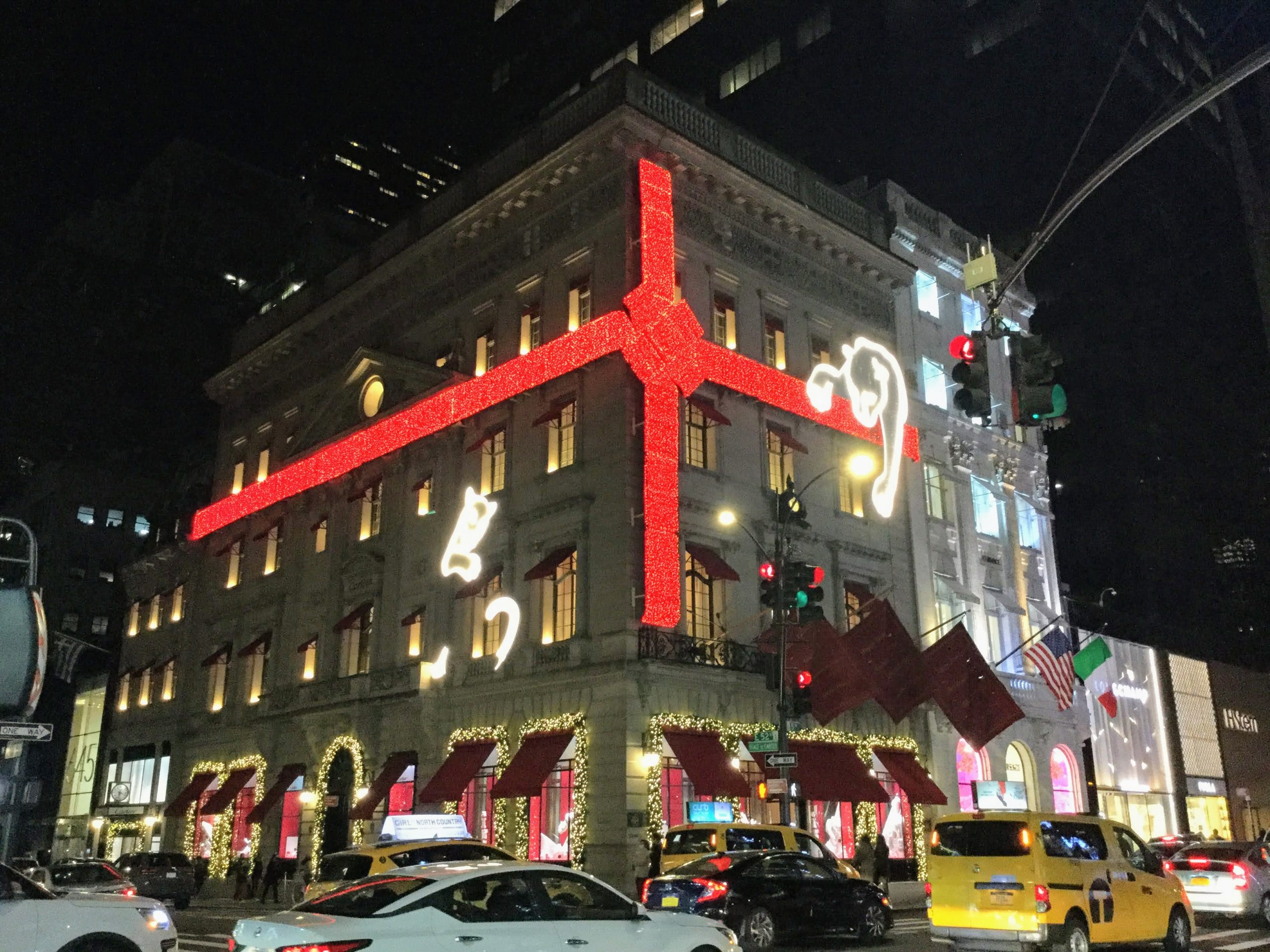 Saks and Cartier