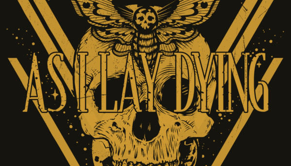 As I Lay Dying Font