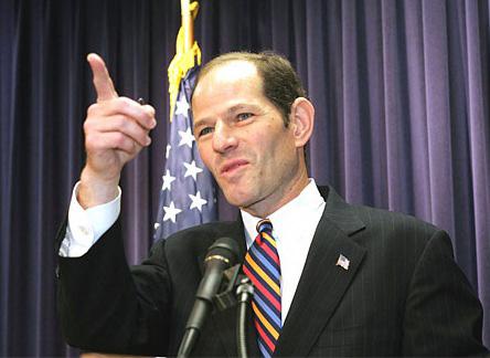 NYS Gov. Spitzer