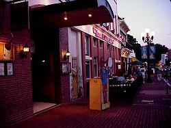 Photo of San Diego Gaslamp district street