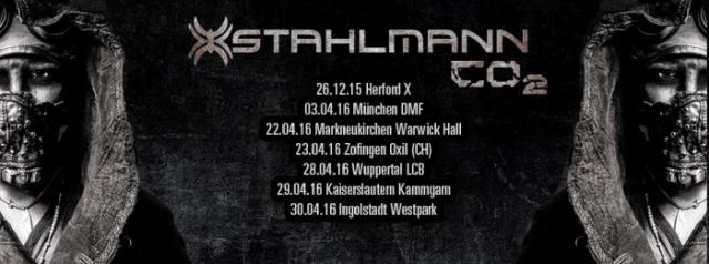 Stahlmann - Tour 2016