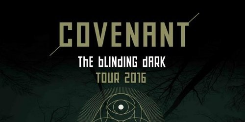 Covenant Blinding Dark Tour 2016