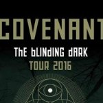 "Covenant kündigen neues Album "" The Blinding Dark"" und Tour an"