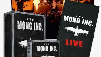 Mono Inc. Live-Album