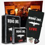 "Mono Inc. – Release: 11.3.2016: ""Mono Inc. Live"""