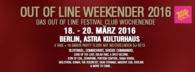 Out of Line Weekender 2016