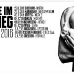 Letzte Instanz – Liebe im Krieg Tour 2016