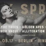 8. Dark Spring Festival in Berlin