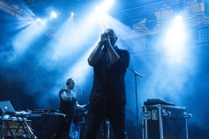 Wave-Gotik-Treffen - Haujobb live auf dem WGT 2016