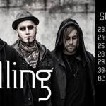 "ERDLING – ""Supernova Tour 2017"" als Headliner"