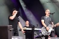 Mesh spielten live auf dem M´era Luna 2017