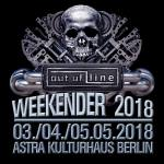#Festivalinsider: Out Of Line Weekender 2018, Berlin 03. – 05.05.18
