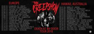 The Creepshow Tour 2018