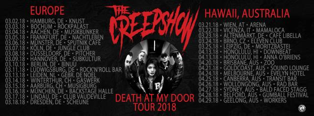 The Creepshow Tour 2018