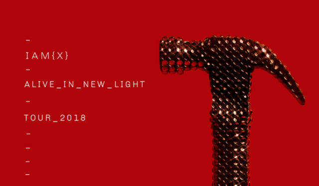 IAMX Tour 2018