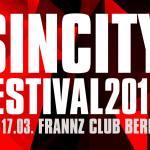 Sincity Festival 2018 – die 6. Ausgabe