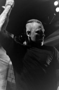Combichrist auf dem Out Of Line Weekender 2018 (c) 2018 Michael Budde