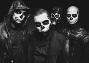 Johnny Deathshadow treten am 2.6.2018 in Hamburg auf