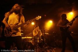 OHGOD live in Berlin (c) 2018 Marko Jakob