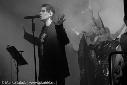 Blutengel - Arche Neuenhagen (c) 2018 Marko Jakob
