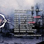 Solar Fake – You win. Who cares? Tour 2019