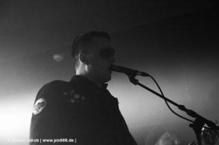 Then Comes Silence auf dem Dark Spring Festival 2019 (c) Marko Jakob 2019