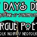 Konzertrückblick: Morgue Poetry & New Days Delay im Schokoladen Berlin 26.04.2019