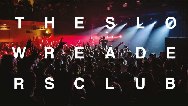 Konzertankündigung: The Slow Readers Club, 27.4.2019 Berlin