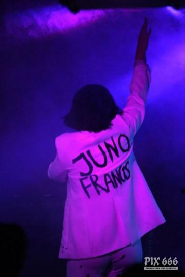 Juno Francis Schokoladen Berlin (c) 2019 Marko Jakob