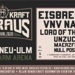 Festival-Vorschau VOLLE KRAFT VORAUS 2020