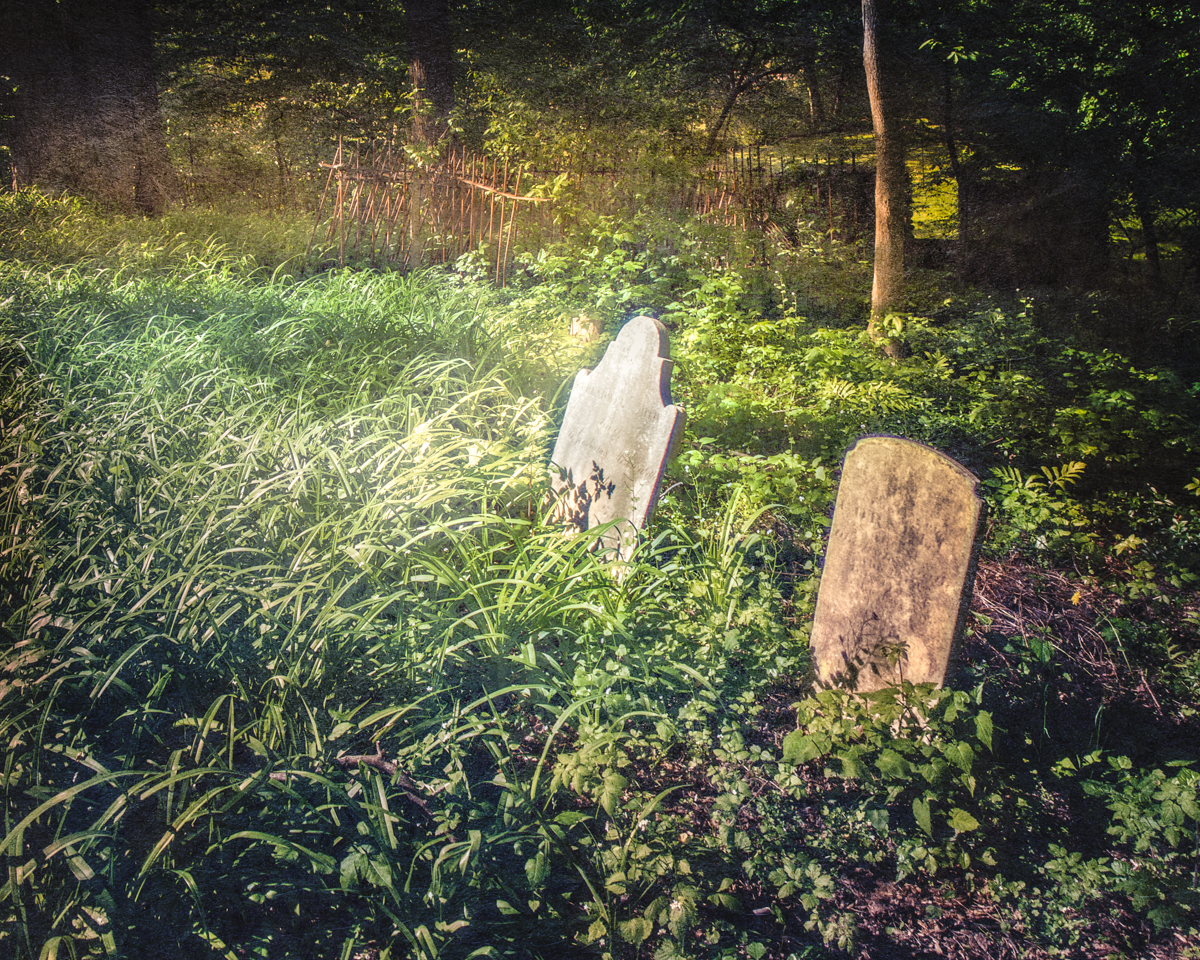 The Graveyard of Gersham Smith and Joseph Smith II, Head of the Harbor