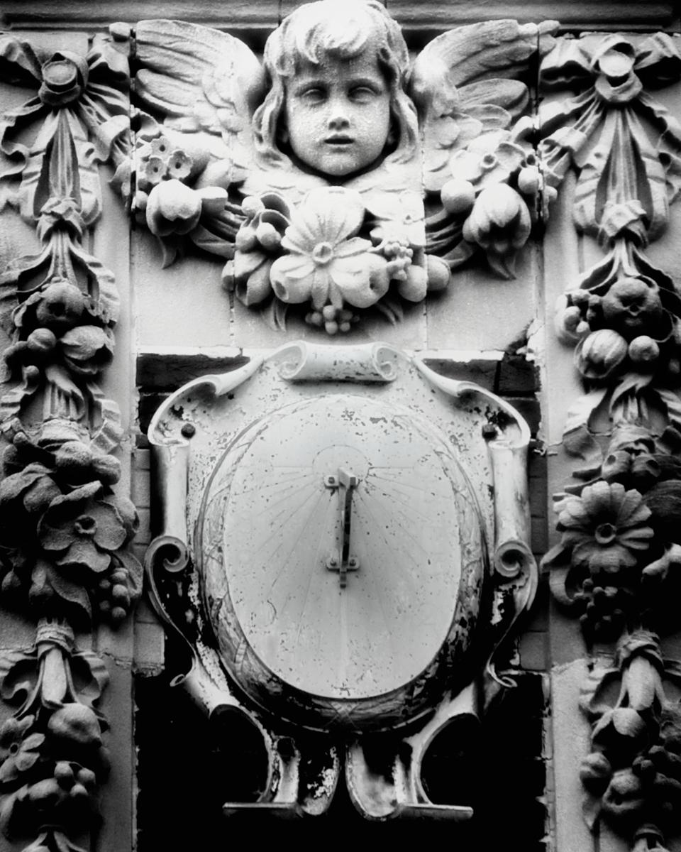 Sundial, Old Westbury Gardens, Nassau County, New York