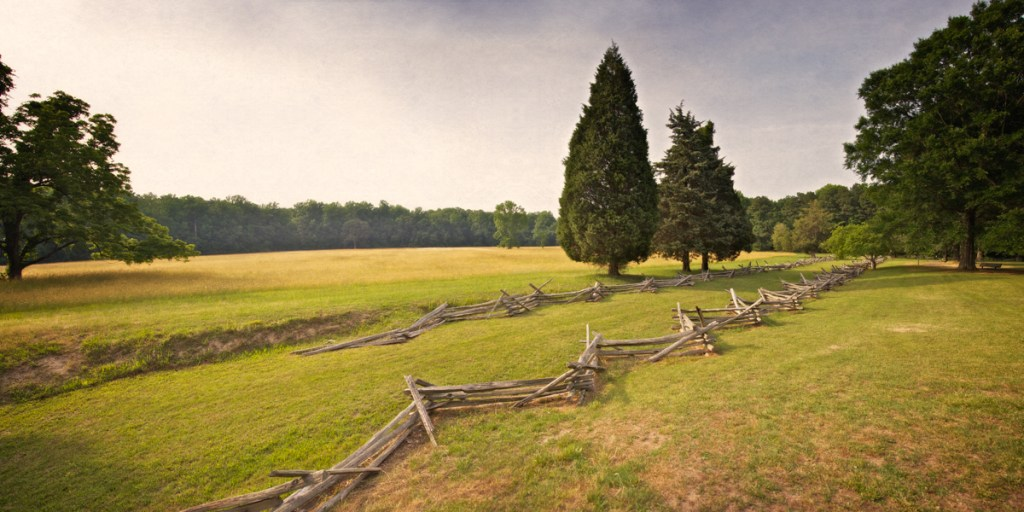 In the woods around Surrender Field at Yorktown Battlefield, the ghost of George Washington's stepson is said to roam
