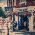The Mocha Berry, Glastonbury