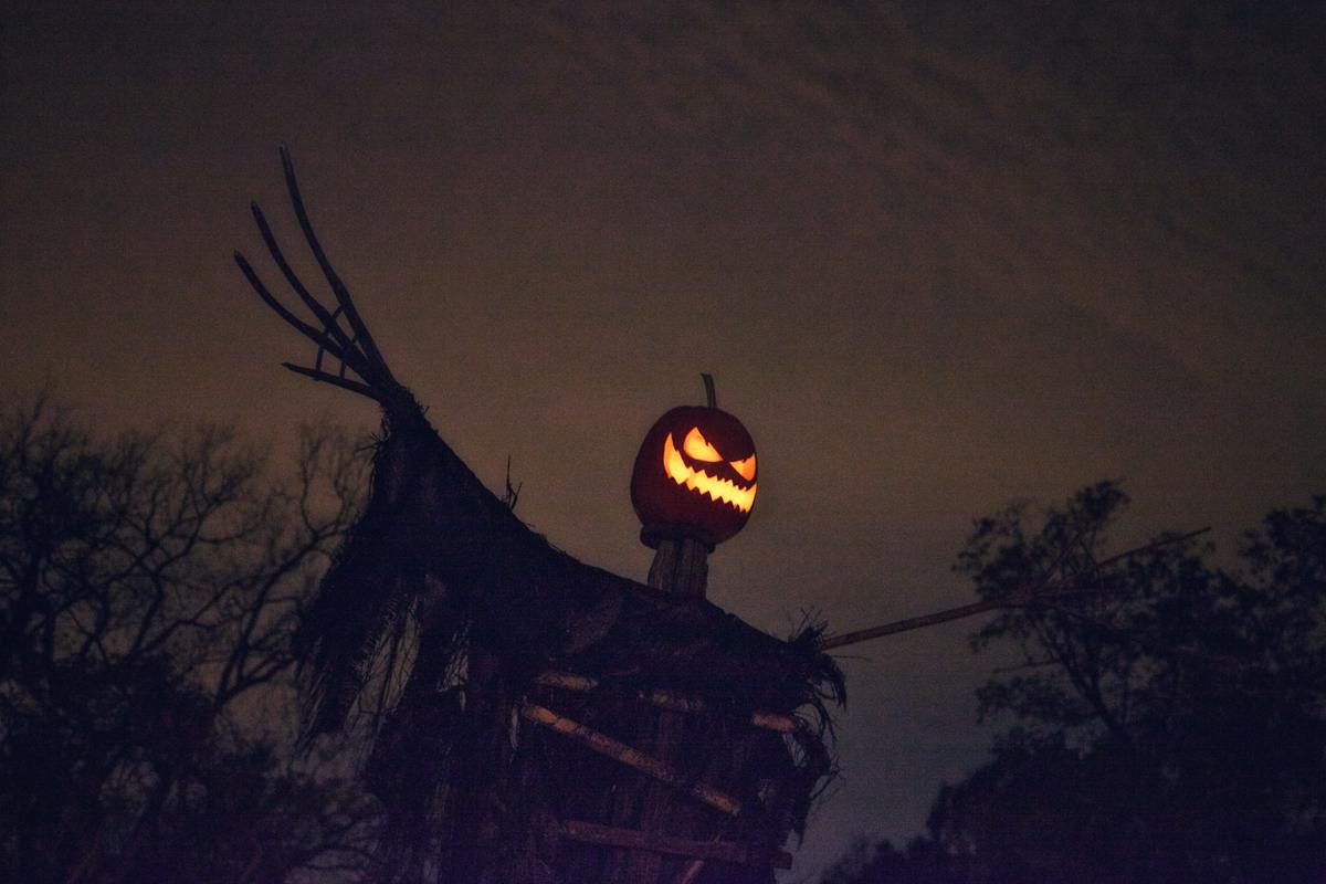American folk horror is celebrated each year at Horseman's Hollow in Sleepy Hollow, New York