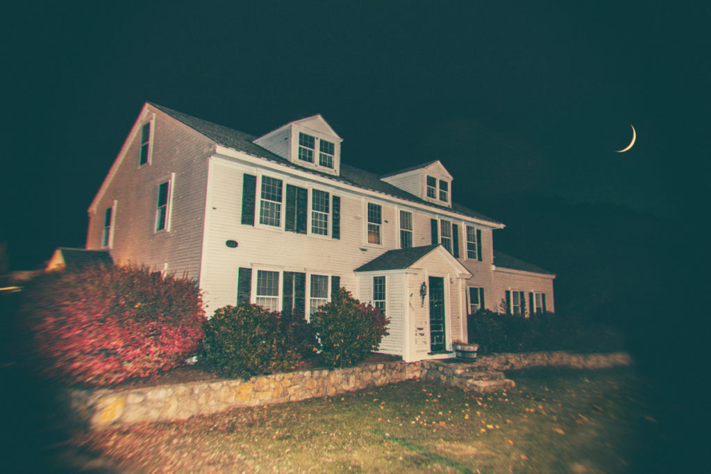 The largest collection of ghosts in Barnstable is believed to be found in the Barnstable House, also known as the house of eleven ghosts