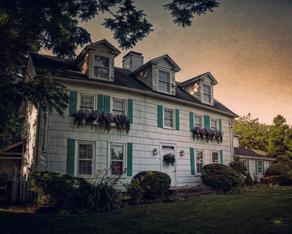 Annette Williamson and the Country House Restaurant is one of the most popular ghost stories on Long Island