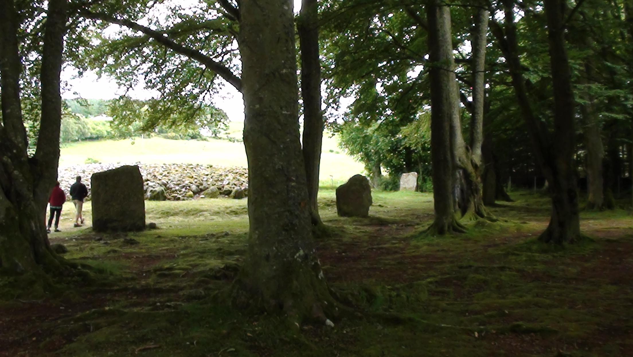 Clava Cairns near Inverness