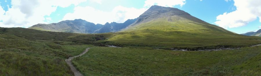 Transformational travel on the Isle of Skye