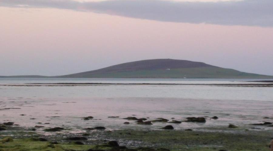 Evening peace on a soul journey to Scotland