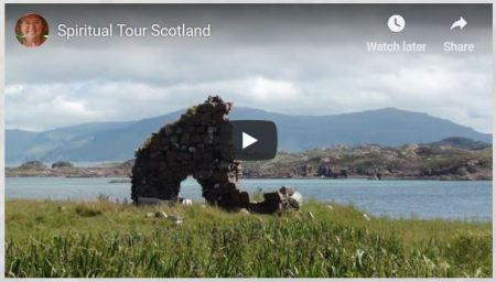Tour of sacred sites in Scotland