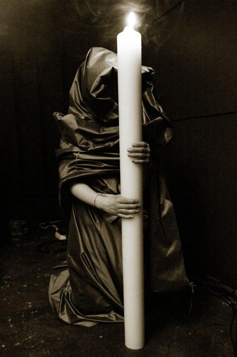 Madre del Vizio Kerze